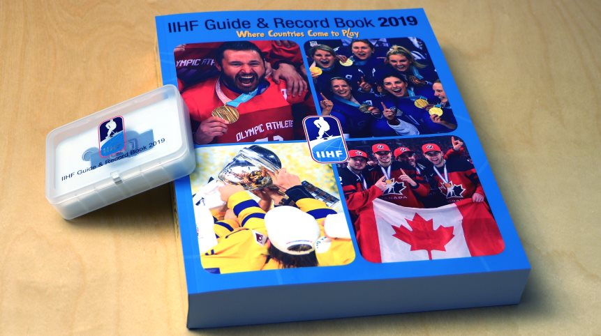 Iihf Guide Record Book