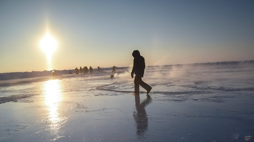 IIHF Headed To North Pole