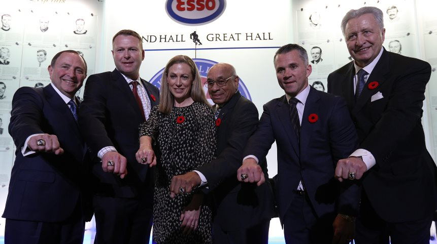 HHOF Welcomes New Class