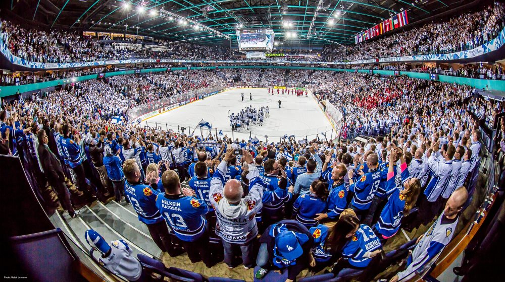 Resultado de imagem para Helsinki and Tampere it is IIHF