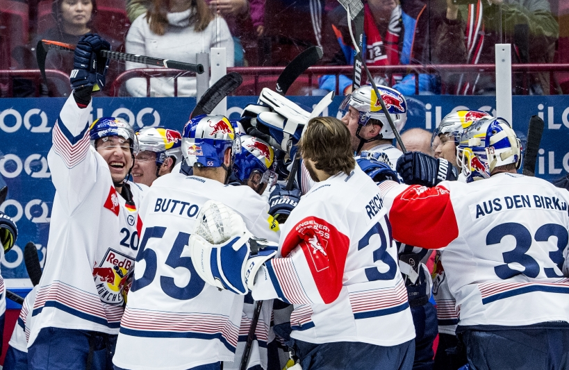 Drama Produces Final Four In CHL